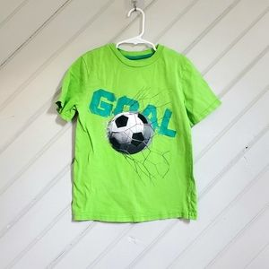 ••5-for-$25•• GOAL Soccer Tee by Circo